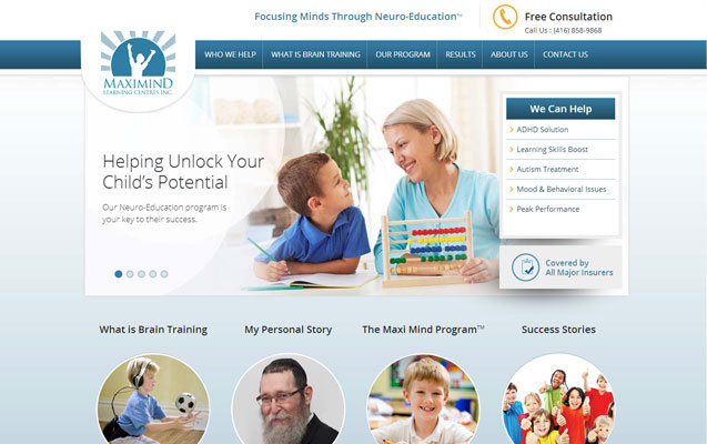 MaxiMind Learning Centres Inc