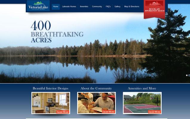Victoria Lake Homes